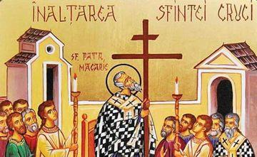 Rugaciune grabnic ajutatoare inchinata Sfintei Cruci! Iata ce cuvinte trebuie sa rosteasca astazi crestinii-ortodocsi pentru a trece mai usor peste probleme!