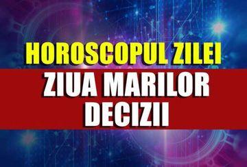 Horoscop 19 septembrie: O zodie se va scalda in bani
