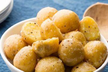 Dieta cu cartofi te ajuta sa slabesti 5 kilograme in 3 zile
