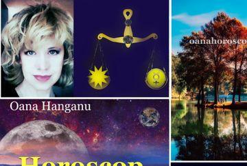 Horoscop Oana Hanganu pentru saptamana 25 septembrie-1 octombrie 2018. O perioada interesanta, cu sanse, dar si cu provocari pentru toate zodiile!