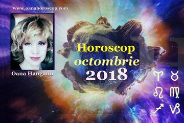 Horoscop Oana Hanganu pentru luna octombrie 2018. Află care sunt zodiile favorizate