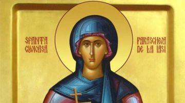 Cea mai puternica rugaciune catre Sfanta Parascheva