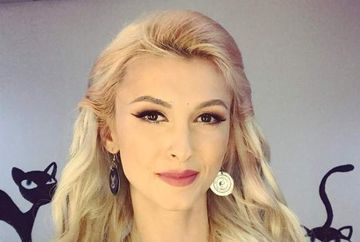 "Andreea Balan, amenintata cu MOARTEA: ""Hai sa o stropim cu benzina si sa ii dam foc!"" Ce se intampla cu artista"
