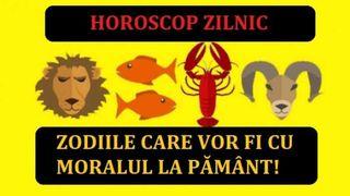 Horoscop 10 octombrie: O zodie pierde o suma importanta de bani