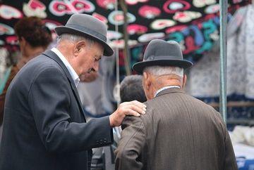 Pensionarii se pregatesc sa iasa in strada. Cand are loc mitingul