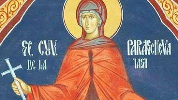 Rugaciune catre Cuvioasa Parascheva! Implineste dorintele credinciosilor aflati la mare necaz