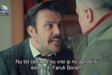 "Faruk si Fikret, la cutite! Ce se intampla in episodul de astazi din ""Mireasa din Istanbul"", de la ora 20:00, la Kanal D"