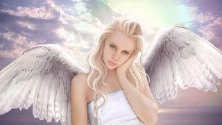 Zodii de îngeri cu chip de om! Aceste femei par desprinse dintr-o lume ireală