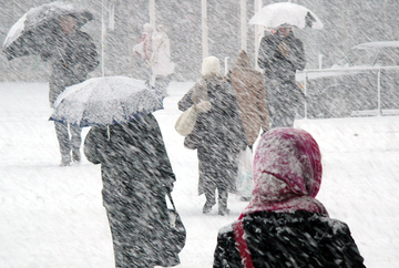 PROGNOZA METEO: Vremea se schimba radical, lapovita si ninsori saptamana viitoare! Iarna isi intra mai devreme in drepturi