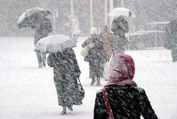 IARNA se instaleaza in Romania! Cand cad primele ninsori, temperaturile scad sub 0 grade!