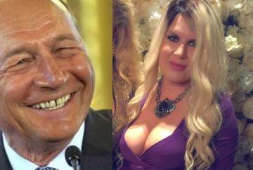S-a aflat tot: cum venea imbracata Elena Udrea la birou pe vremea cand Traian Basescu era presedinte! Toti ramaneau blocati, e vorba de decolteurile ei