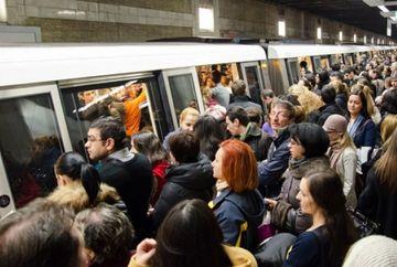 GREVA la metroul din Bucuresti! In ce zile nu vor mai circula trenurile, va fi haos in oras