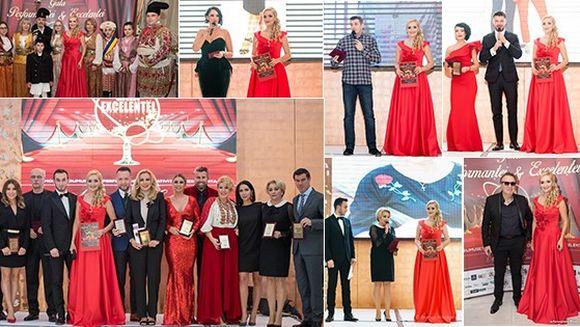 Gala Performantei & Excelentei premiaza valorile 2018