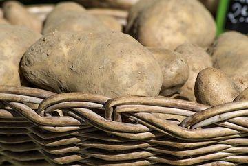Cine se gandea? Motivul stiintific pentru care NU TREBUIE sa tii cartofii in frigider