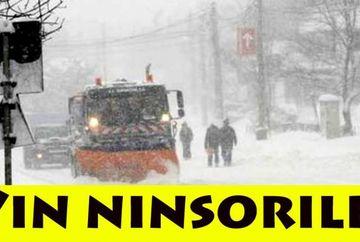 Vesti proaste de la meteorologi: iarna va lovi din plin Romania! Ce ne asteapta in perioada urmatoare: vor fi fenomene extreme