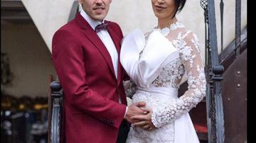 Nunta de proportii in showbiz! Primele imagini de la nunta fiicei lui Piedone