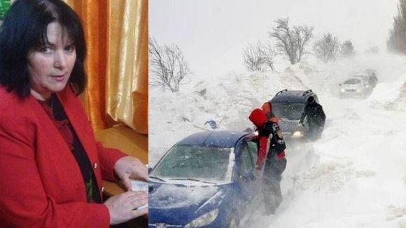 """Clarvazatoarea Maria Ghiorghiu, profetie socanta despre iarna care urmeaza: """"va face ravagii!"""" Ce ne asteapta in lunile urmatoare"""