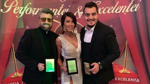 Kanal D si-a adjudecat patru premii la Gala Performantei si Excelentei by Adela Diaconu!