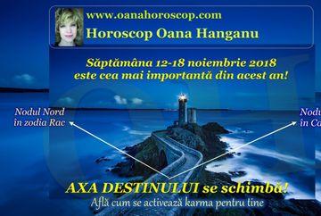 Horoscop Oana Hanganu: Saptamana 12-18 noiembrie este cea mai importanta din acest an!