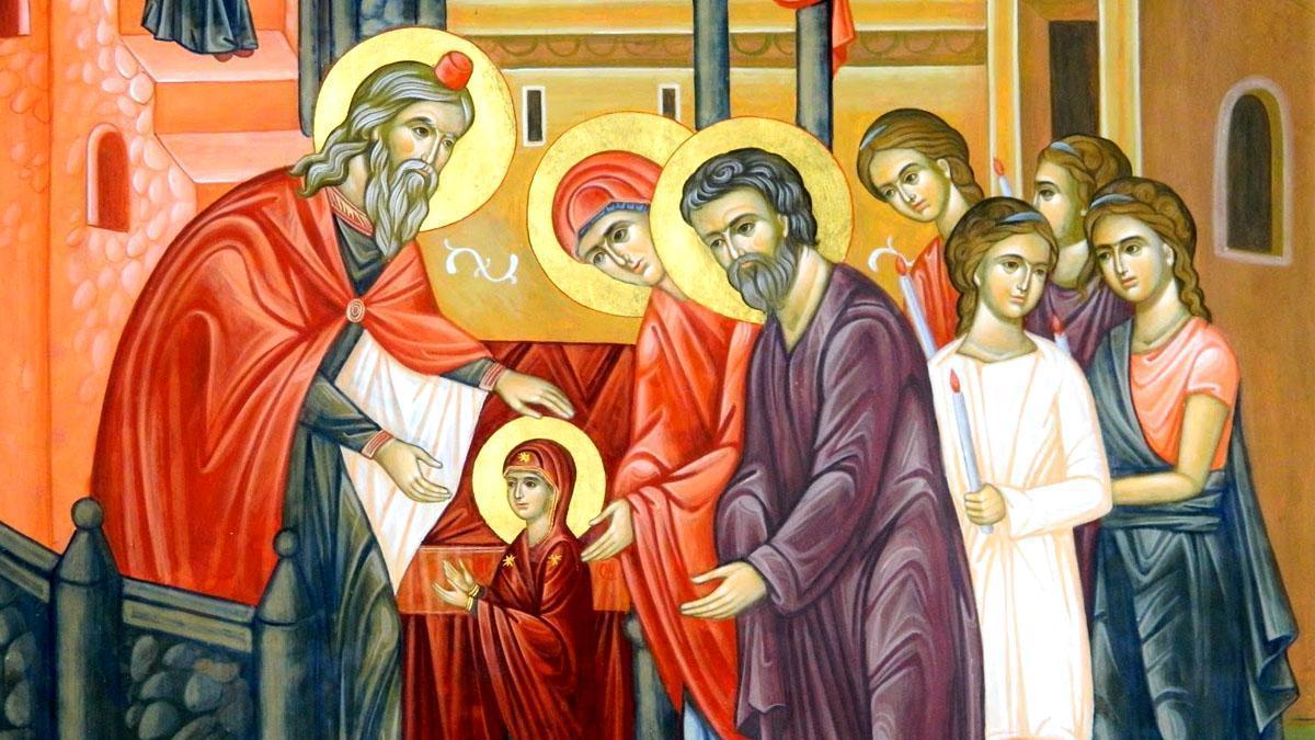 21 noiembrie: Intrarea Maicii Domnului in Biserica. Ti se indeplineste cea mai mare dorinta