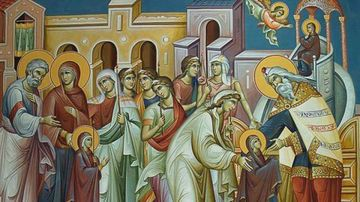 Calendar crestin-otodox 21 noiembrie - Intrarea Maicii Domnului in Biserica! Rugaciunea grabnic ajutatoare care trebuie rostita astazi de catre credinciosi!