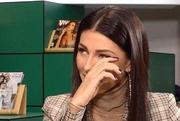 Ilinca Vandici a izbucnit in lacrimi, in direct! Frumoasa prezentatoare a vorbit despre cel mai dureros moment din viata ei