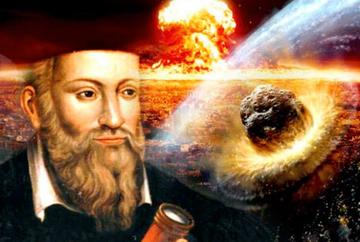 Marile PREVIZIUNI din 2019 ale lui Nostradamus. PROFETUL anunta RAZBOI, CUTREMURE, MOARTEA unei REGINE si VIATA EXTRATERESTRA