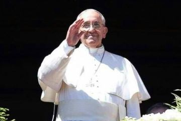 Vesti mari pentru romani direct de la Vatican! Papa Francisc a confirmat. E o binecuvantare!