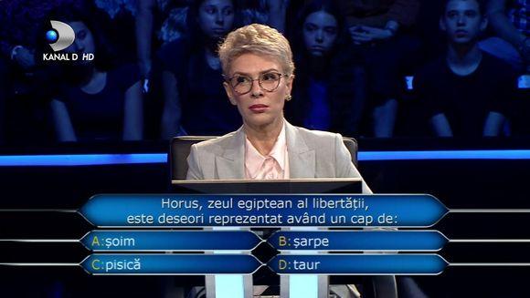 ''Vrei sa fii milionar?'' - Zeul Horus