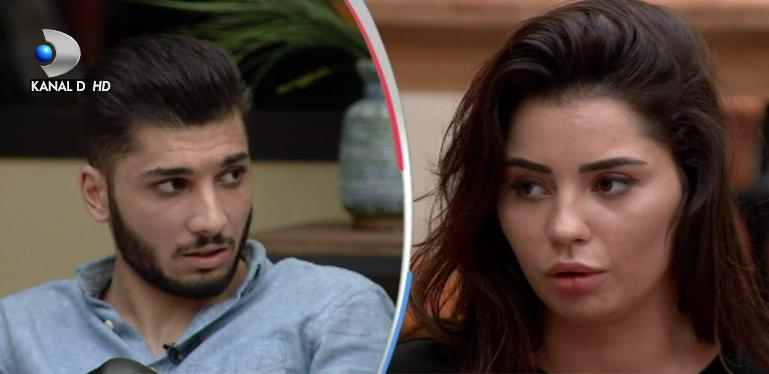 """Discutii aprinse in casa """"Puterea dragostei""""! Adrian i-a declarat razboi Rafaelei! Iata de la ce anume a plecat totul!"""
