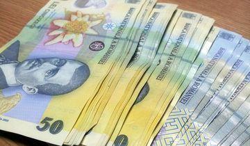 Se dau bani de la stat: de la 1 ianuarie mii de romani primesc si cate 1.200 lei in fiecare luna