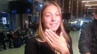 EXCLUSIV: Monica Rosu e in culmea fericirii! A fost ceruta in casatorie dupa ce a plecat de la EXATLON! Cum s-a intamplat totul