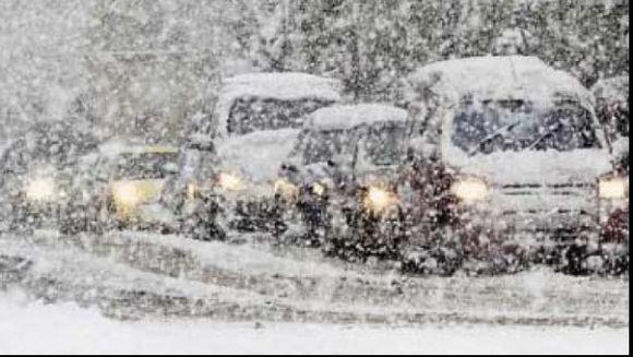 Ninsorile revin de marti! Cum va fi vremea in saptamana 3-9 decembrie