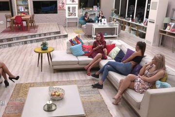 Primele tensiuni intre Bianca si Stefania! Iata de la anume a plecat totul! Ce au de impartit cele doua concurente!