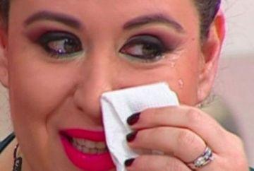 Oana Roman, in lacrimi pentru tatal ei: ''Nu va imaginati''