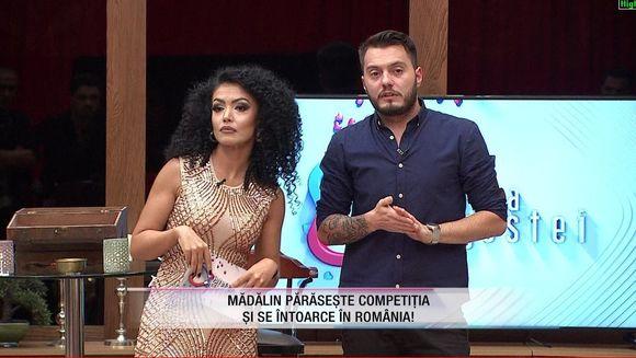 """Deznodamant soc la """"Puterea dragostei"""": Madalin a fost eliminat si se va intoarce in Romania! Ce mesaj a transmis cu ochii in lacrimi inainte de plecare"""