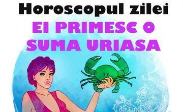 Horoscop zilnic 13 decembrie: O zodie primeste o suma importanta de bani