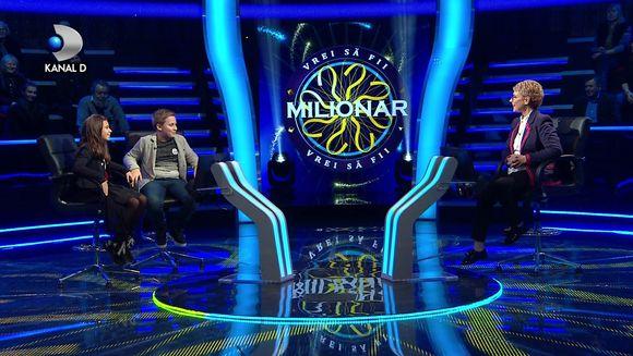 """In aceasta seara, de la ora 20:00, la """"Vrei sa fii milionar?"""" editie magica, pentru copii, in seara de Craciun"""