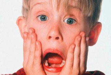 "Cati bani a castigat Macaulay Culkin pentru rolul pe care l-a avut in filmul ""Singur acasa"""