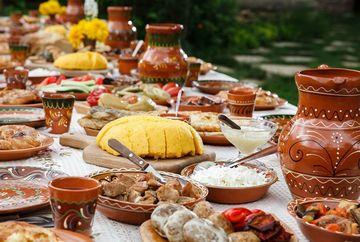 Masa de Boboteaza - care sunt cele 12 feluri de mancare ce se pregatesc pentru marea sarbatoare!