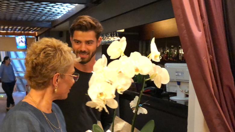 Teo Trandafir, intrebare indiscreta de la un fan: ''Esti iubita lui Stefan?'' Ce a raspuns aceasta