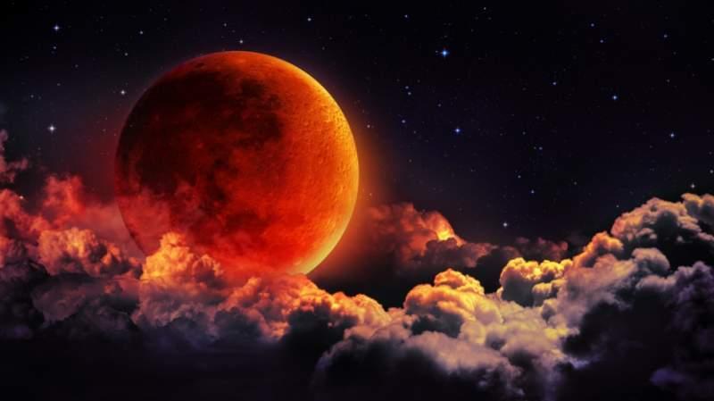 EVENIMENT: Horoscop ECLIPSA TOTALA LUNA PLINA SANGERIE! La ce ENERGII sa te astepti? Sa ne temem sau sa ne bucuram? Soarele intra in Varsator in aceeasi zi cu eclipsa!