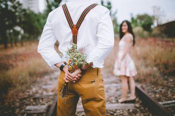 Retete comestibile cu flori – Surprinde-ti iubita de Sf. Valentin