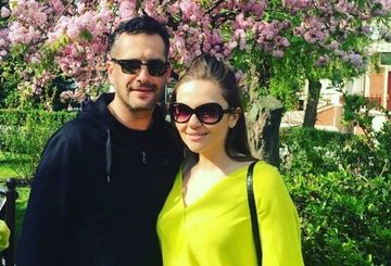 """Poza pe care nimeni nu se astepta sa o vada! Sotia lui Madalin Ionescu, fericita cu un bebelus: """"Am fost topita!"""""""