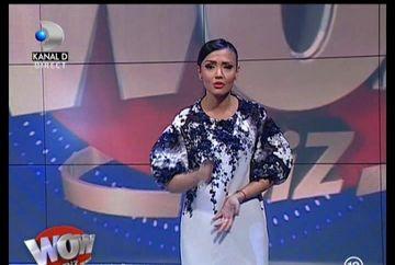 VIDEO SOC! Andreea Mantea, singura in emisiune! Uite ce s-a intamplat cu Madalin Ionescu!