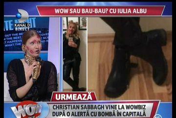 """Iulia Albu i-a dat trofeul WOW Lorei! """"E irelevanta"""". Afla care este vedeta care s-a facut de ras!"""