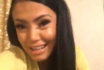 Andreea Mantea a intrat live pe Facebook si a vorbit cu fanii! Uite cu cine locuieste si ce casa frumoasa are