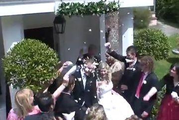 A vrut o nunta perfecta, insa totul s-a transformat intr-un COSMAR! MOMENTUL care I-A DISTRUS cea mai importanta zi din viata