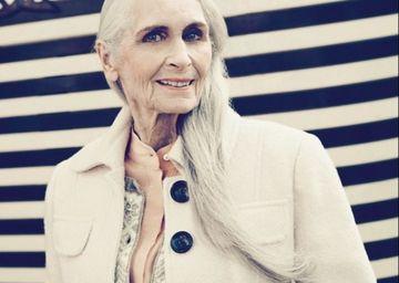 CUM arata cel mai batran supermodel din lume la 85 de ani!