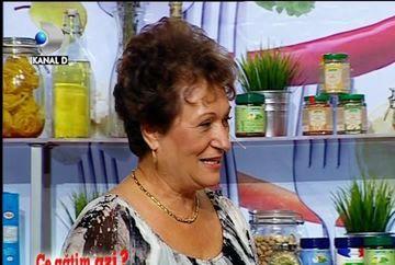 Cantareata de muzica populara Mariana Birica, o profesionista desavarsita in bucatarie!